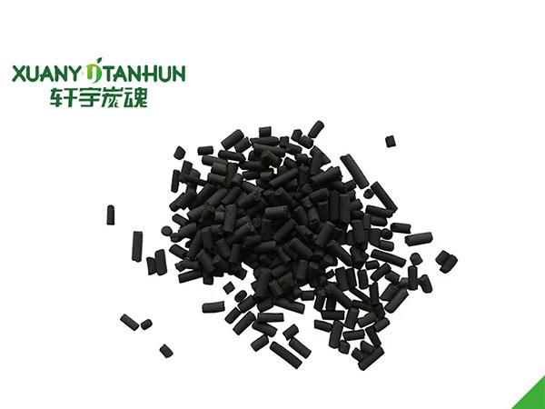 过滤器更换木质活性炭时的注意事项与制取过程