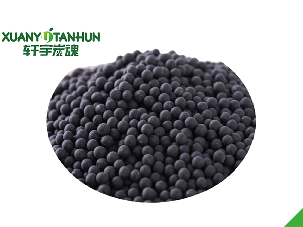 原料煤对煤质活性炭的影响及原料的种类
